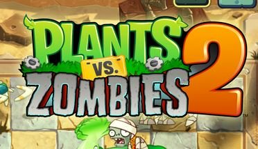 Мод для Plants vs. Zombies 2 на Android – зомби атакуют