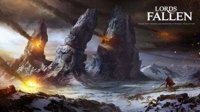 Взломанный Lords of the Fallen для андроид.