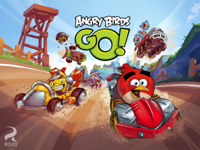 Взломанный Angry Birds Go Свободные Покупки И Алмазы