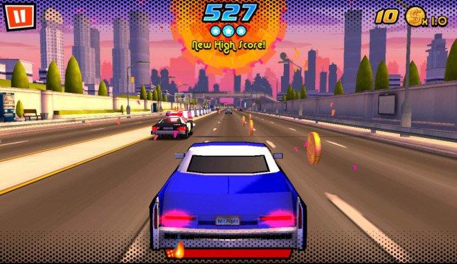 Adrenaline Rush - Miami Drive (Мод: много денег) на андроид