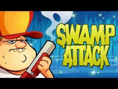 Скачать Игру Swamp Attack На Андроид Мод Много Денег - фото 11
