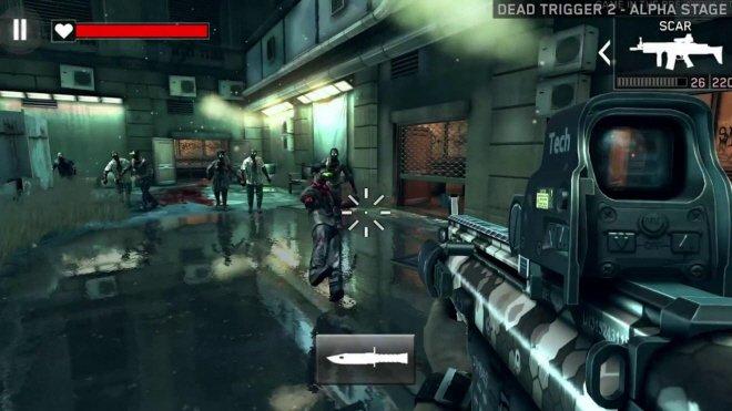 скачать игру dead trigger 2 на андроид мод много денег