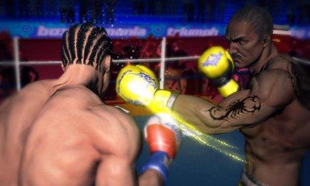 Царь бокса Punch Boxing 3D 1.0.4. (Мод: много денег)