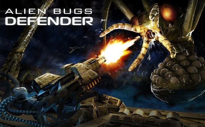 Взломанная разновидность Alien Bugs Defender получай андроид – хардкор начинается!