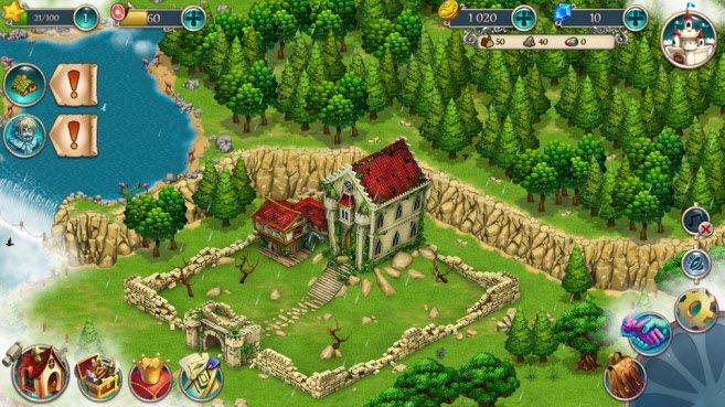 Взломанная версия Королевские Сказки HD (Мод: бесплатные покупки)