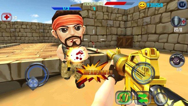 Взлом Hero Strike: Zombie Killer на андроид бесплатно