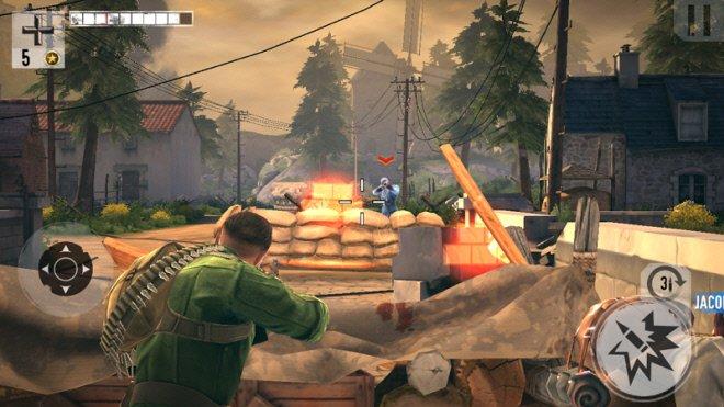 Чит для Brothers in Arms 3: Живущие войной на андроид бесплатно