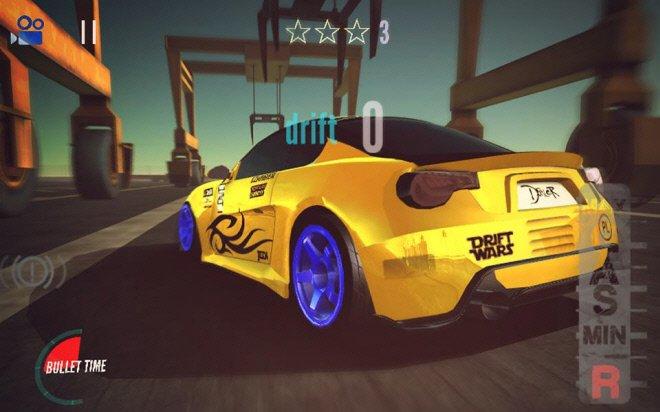 скриншот из игры Drift Zone