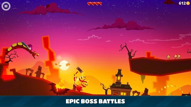 скриншот из игры Dragon Hills