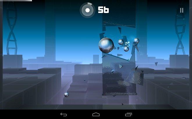 скачать игру smash hit на андроид с бесконечными шарами на андроид