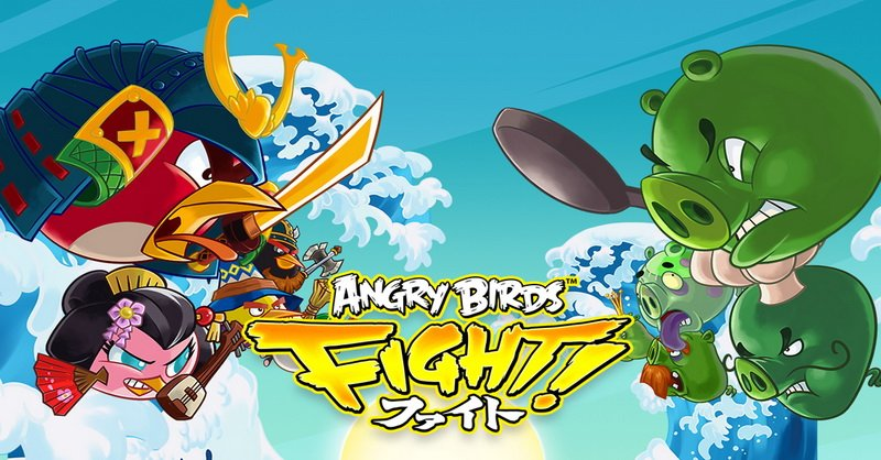 Angry Birds Fight! 1.3.2 (Мод: много денег)