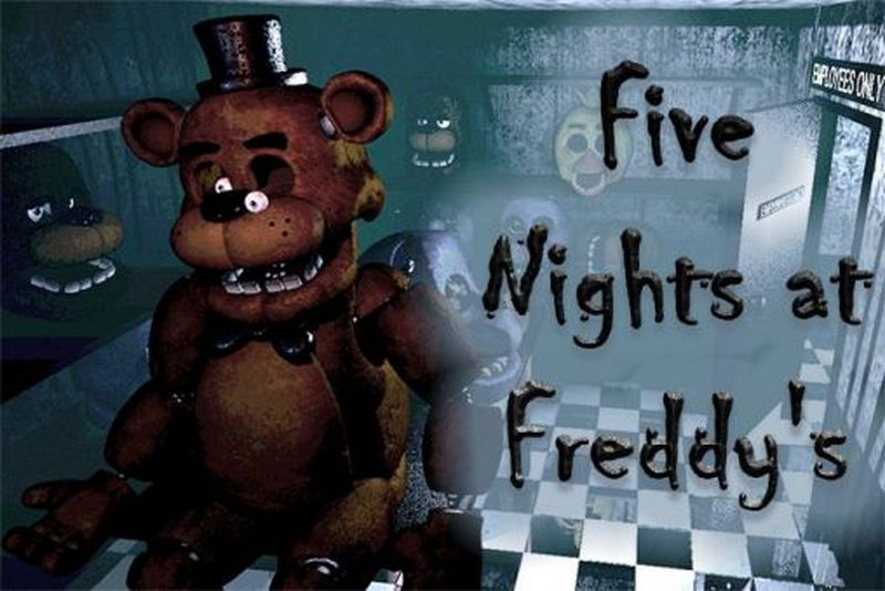 Five Nights at Freddys 1.85 (Мод: Unlocked)