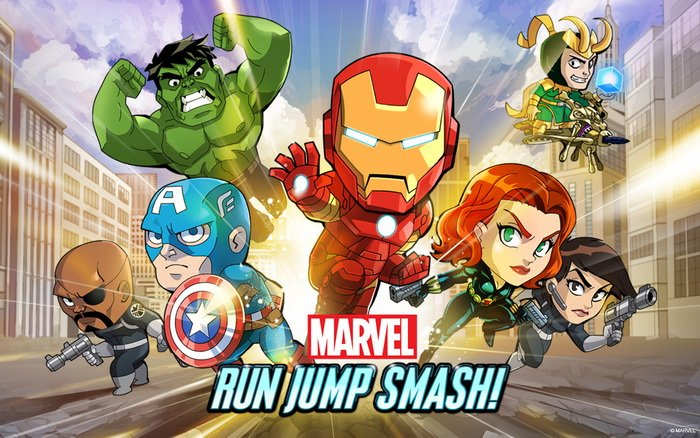Marvel Run Jump Smash! 1.0.3