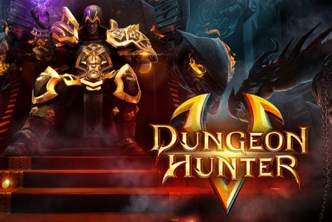 Скачать Dungeon hunter 5 на андроид v1.5.0i [Оригинал, мод, кеш]