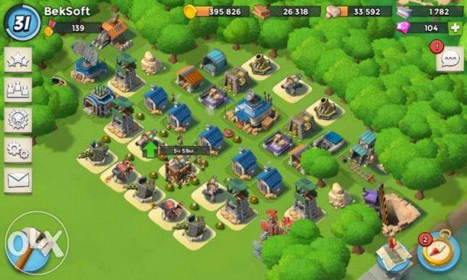 на андроид много денег скачать игру Clash Of Clans на андроид много денег - фото 4