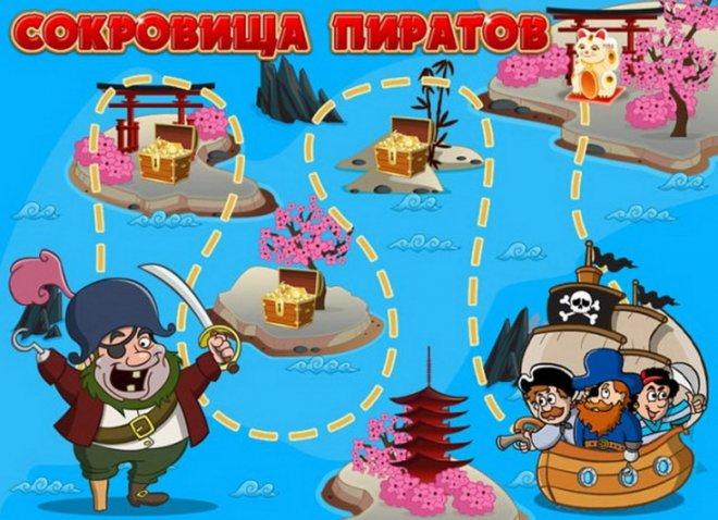 Скачать на андроид сокровища пиратов мод много денег