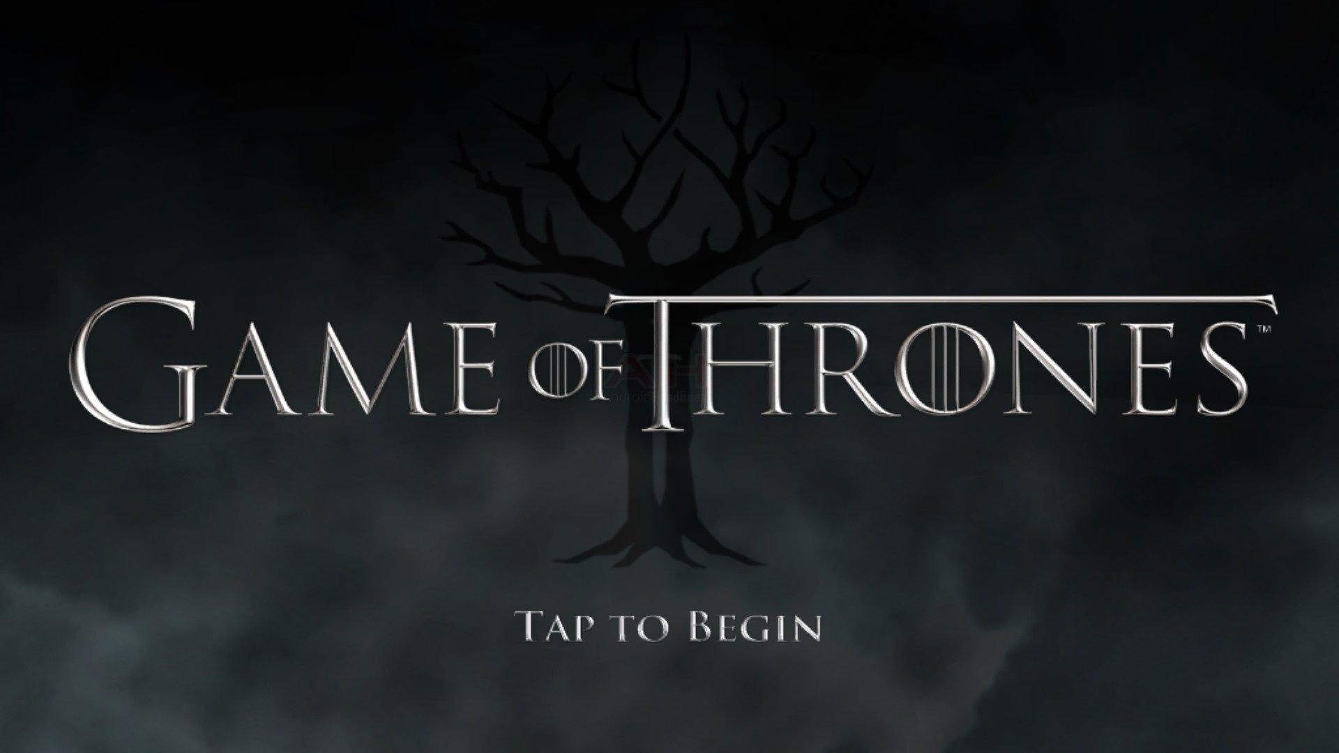 Game of Thrones - посвящается во всем любителям
