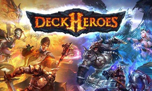 Deck Heroes - весь карточная игра во руки