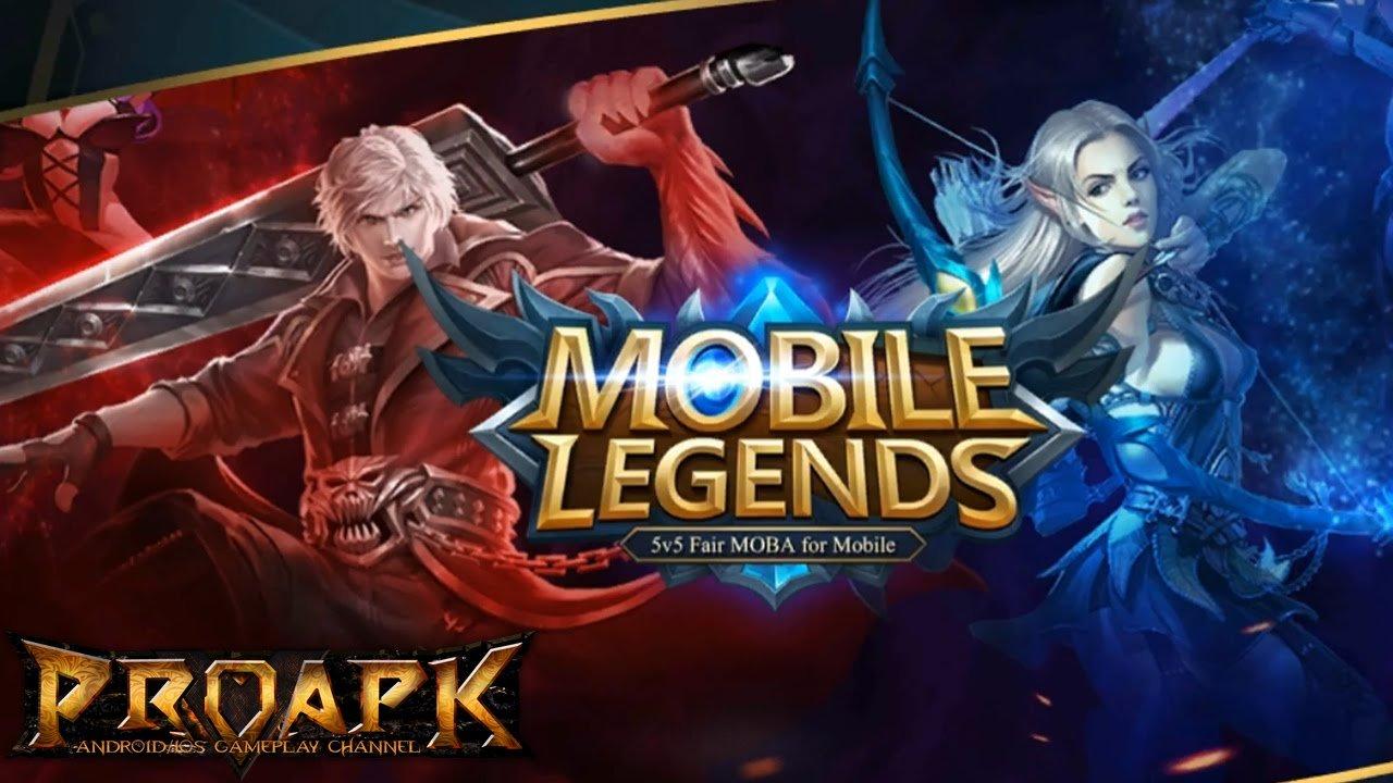 Mobile Legends: Bang bang - неестественный экшен