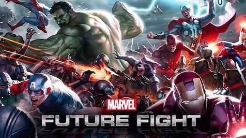 Future fight - ваша послание избавить мир