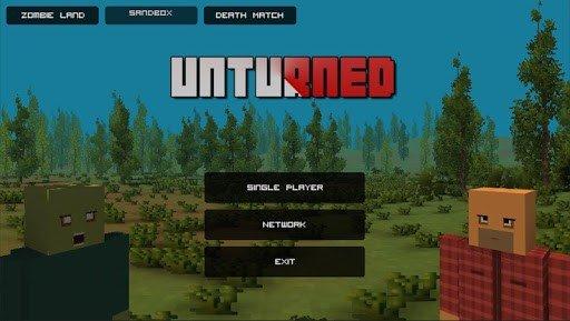 скачать игру Unturned на русском на андроид - фото 6