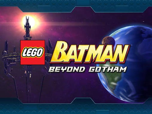LEGO - Batman: Beyond Gotham