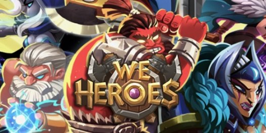 We Heroes - Born to Fight
