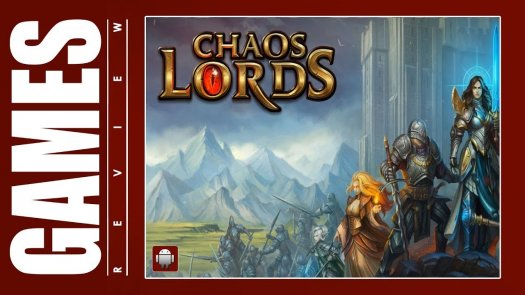 Chaos Lords Tactical RPG
