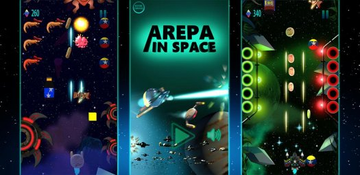 Arepa in Space