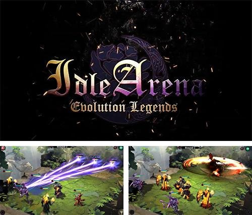 Idle Arena: Evolution Legends