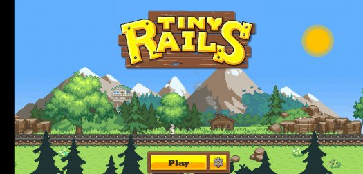 Tiny Rails 2-World Travel