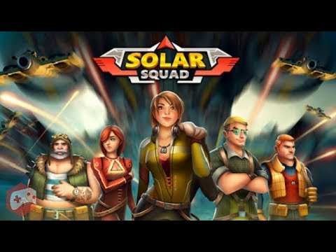 Solar Squad: Space Attack
